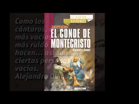 EL CONDE DE MONTECRISTO -ALEJANDRO DUMAS