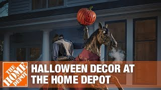 2019 Halloween Decorations At The Home Depot