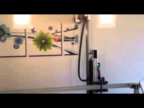 Wuhan HAE vertical wall printer