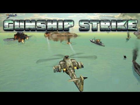 Gunship Strike | Level 10. CUT SUPPLY | Beat Transport Ships