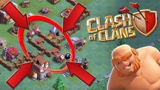 ALDEA TROLL - TALLER de CONSTRUCTOR - Clash of Clans [Keibron]