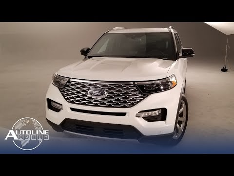 2020 Ford Explorer, FCA to Pay Big Diesel Fine - Autoline Daily 2509