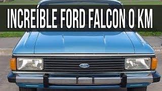 AUTOS RAROS - Increíble Falcon 0 KM!!