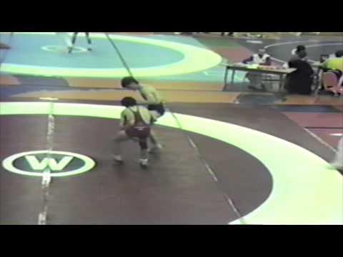 1987 National Espoir Championships Match 3