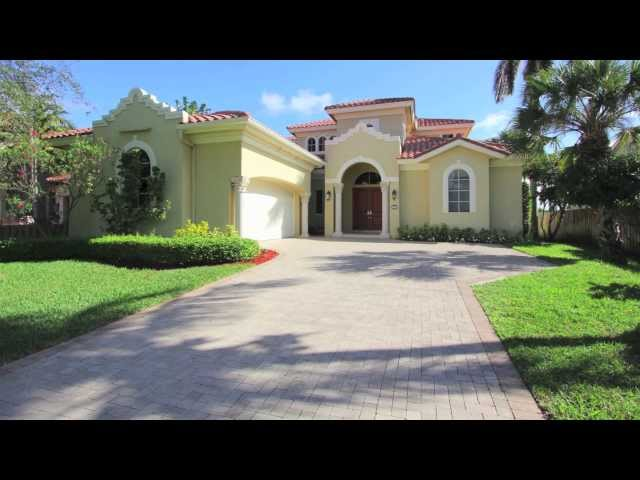 Delray Beach Waterfront Real Estate | 335 SE 7th Avenue, Delray Beach, Florida 33483
