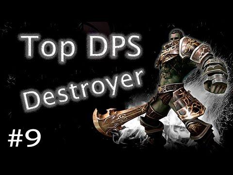 Разнос на Дестре! Destroyer - Top DPS