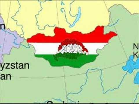 Great Hungary Map YouTube - Hungary map