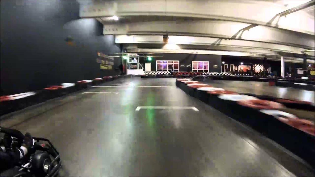 IMT Gokart Ballerup 2012-11-21 - YouTube