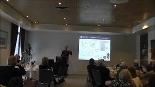 Dr Stefan Arndt September Luncheon 2017