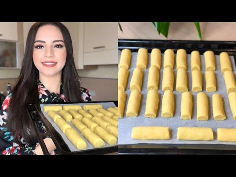 Graibet Homs|غريبة حمص تونسية على أصولها بدون ماكينة مع كل أسرار نجاحها والبنة خيالية|حلويات العيد|