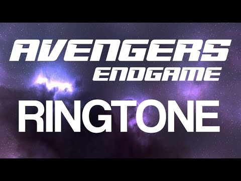 The Avengers Ringtone and Alert.