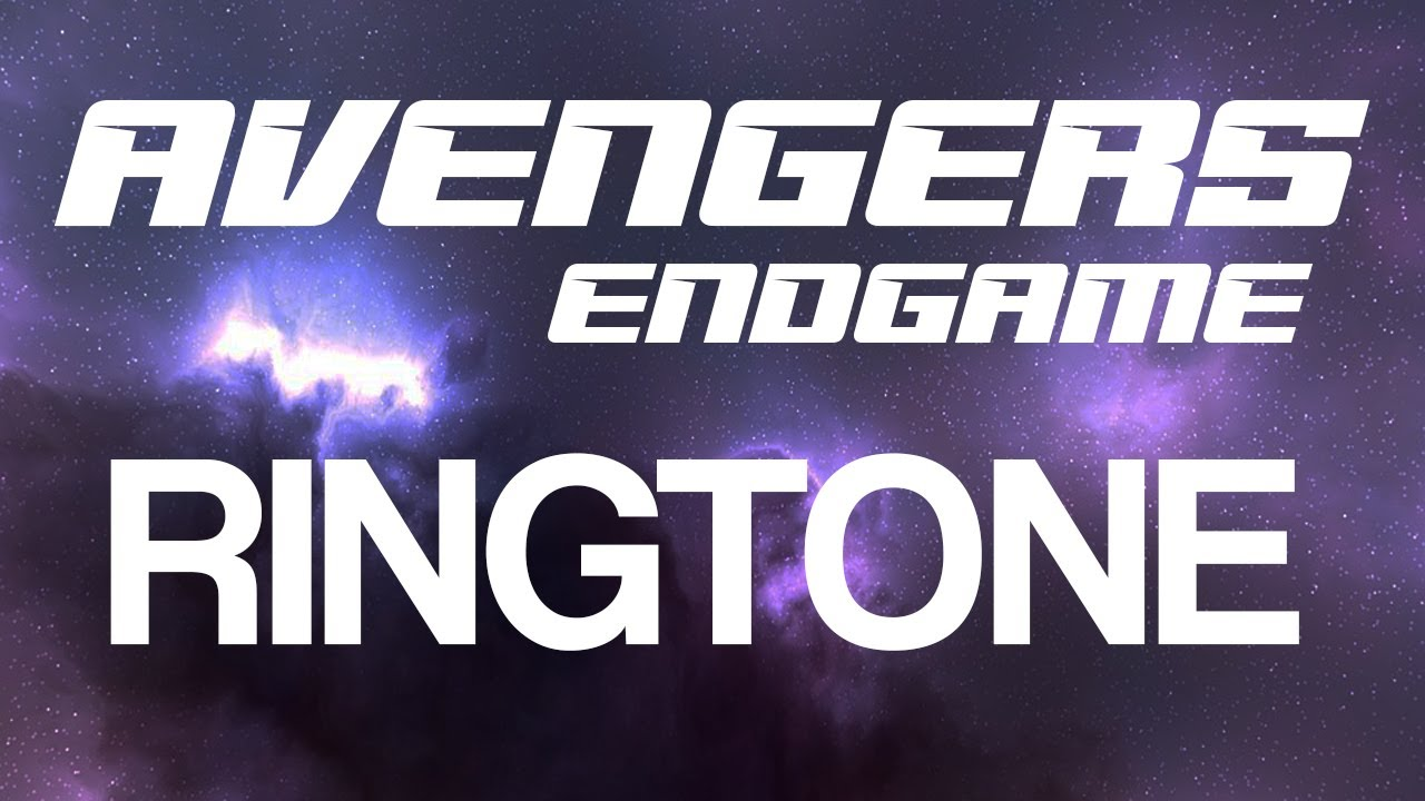 The Avengers Theme Song Ringtone and Alert [Avengers Infinity Wars]