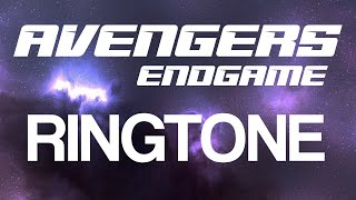 The Avengers Theme Song Ringtone and Alert [Avengers Infinity Wars]