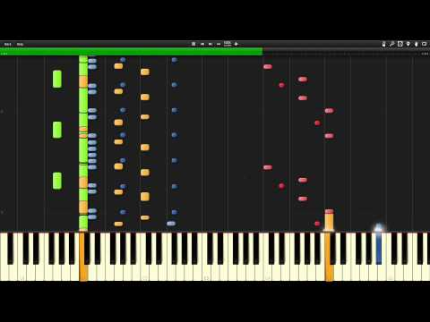 Hot Butter - Popcorn (Synthesia)