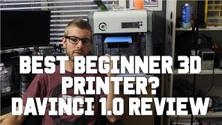 Best Starter 3d Printer? | Review Of The Davinci 1.0 A Year Later!