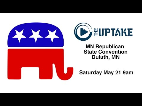 MN GOP State Convention -Sat. May 21, 2016