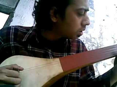 folk song on dotara