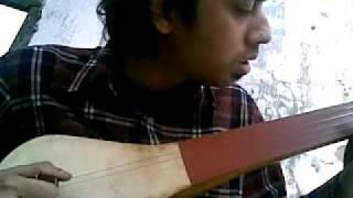 folk song on dotara.mp4