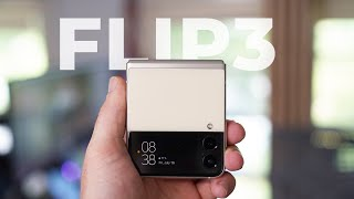 Samsung Galaxy Z Flip 3 unboxing and camera test