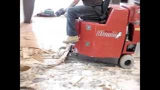 Commercial floor removal companies RI, Tile, Carpet, Hardwood, Vinyl Floor removing machine RI MA CT
