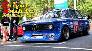 BEST OF Touring Cars // Homburger Bergrennen 2016 // Pure Amazing Hillclimb Sound