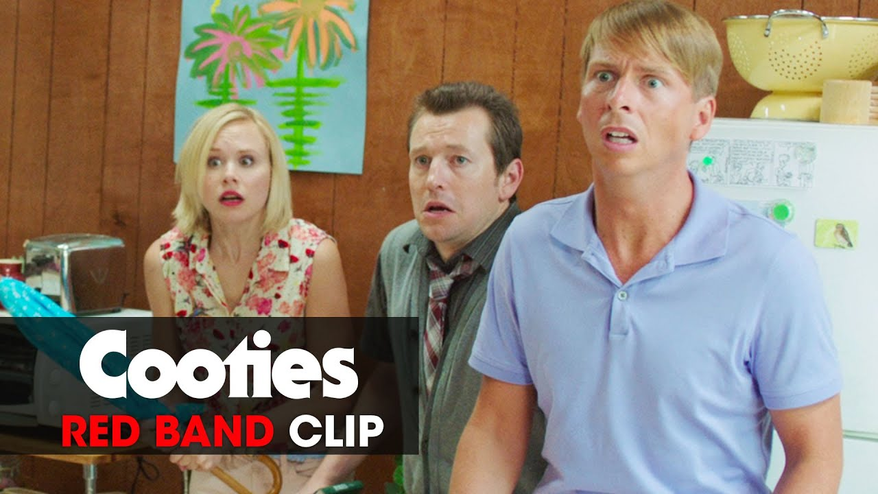 """Cooties Official Clip – Red Band - """"Who's That Lady"""""""