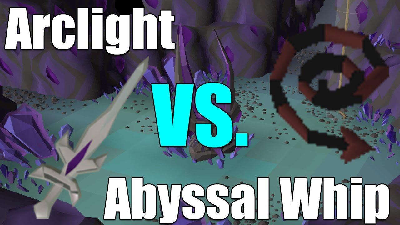 abyssal tentacle vs rapier