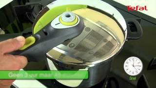 Video Tefal snelkookpan Secure 5 Neo