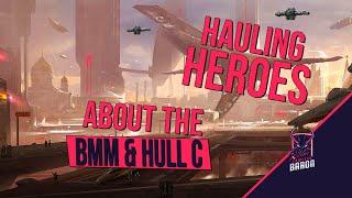 BANU MERCHANTMAN VS HULL C STAR CITIZEN GIVEAWAY