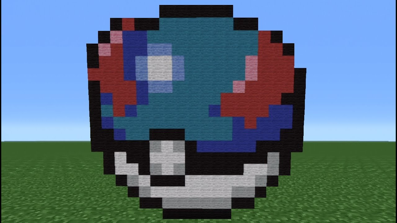 minecraft tutorial how to make a greatball youtube