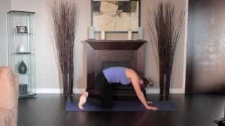 Yoga Poses For Weight Loss #04: Cat Cow Pose - Bitilasana