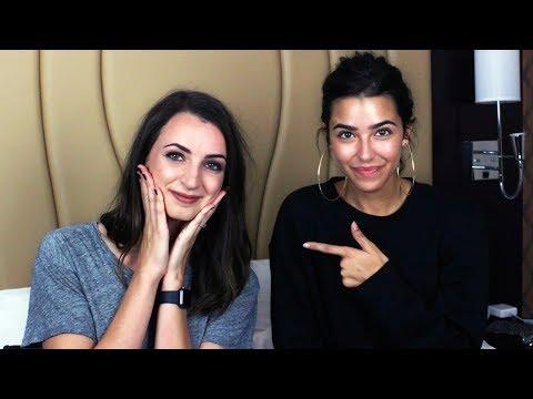 ASMR Doing Gibi ASMR's Makeup (Face brushing, Tapping, Makeup Application...)