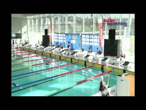 Kurzbahn-Schweizermeisterschaft Uster (Vorläufe)