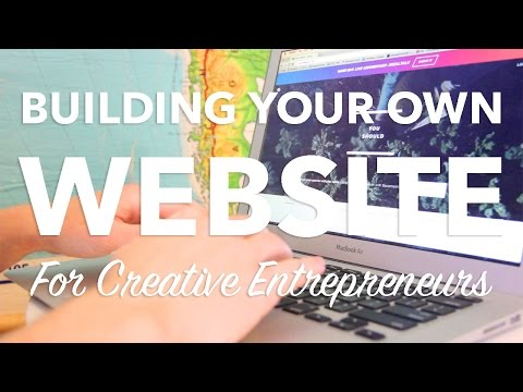 Best Website Platforms for Creative Entrepreneurs // Hannah Eleanor