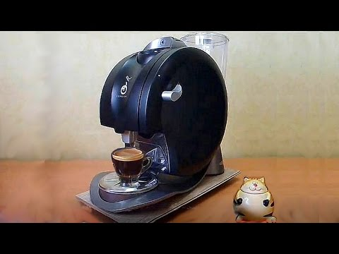 Coffee pod machine Malongo EXP 240 / Video #9 / Rombouts, Zinzino, Oh espresso / Чалдовая кофеварка