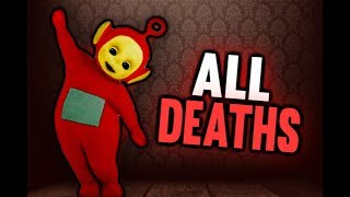 Slendytubbies 3| All Deaths | Todas las Muertes