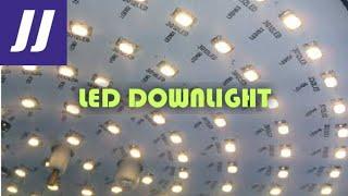 8 watt illuminate LED smd downlight super bright high lumens 800 lumens