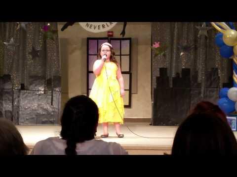 Sadie Gibson - Little Miss Hughes Elizabeth Lakes