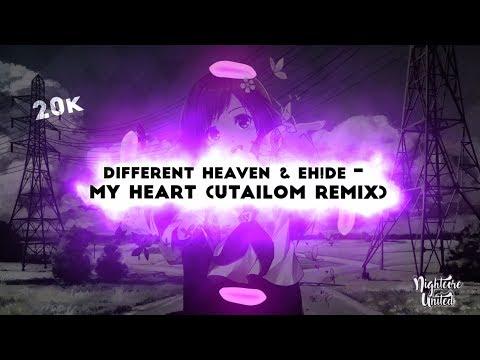Different Heaven & EH!DE - My Heart (Utailom Remix) 【Nightcore】