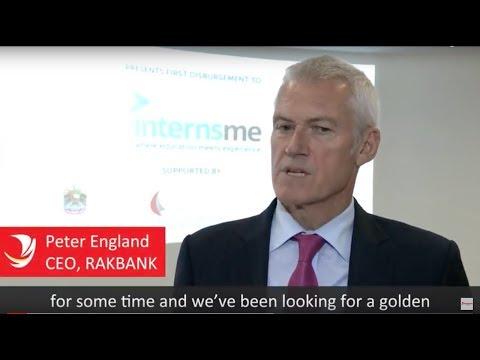 RAKBANK's CEO Talks about MBRIF