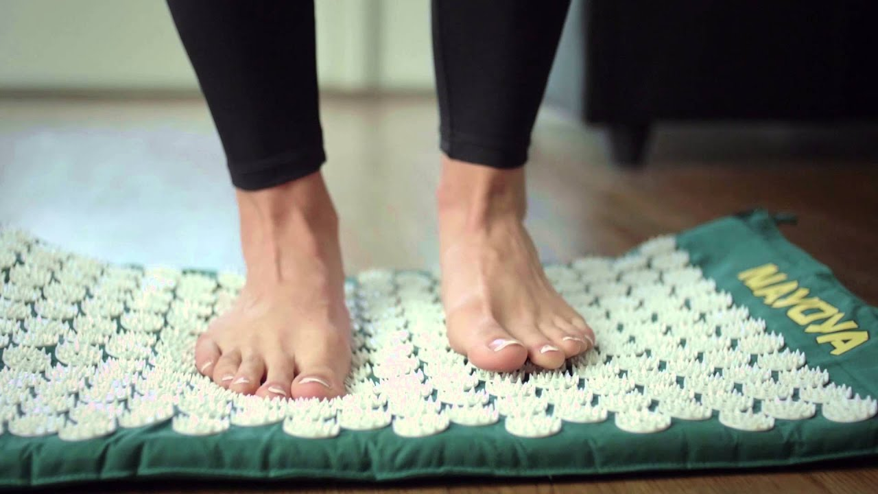 Nayoya Acupressure Set For Back Pain And Sciatica Relief