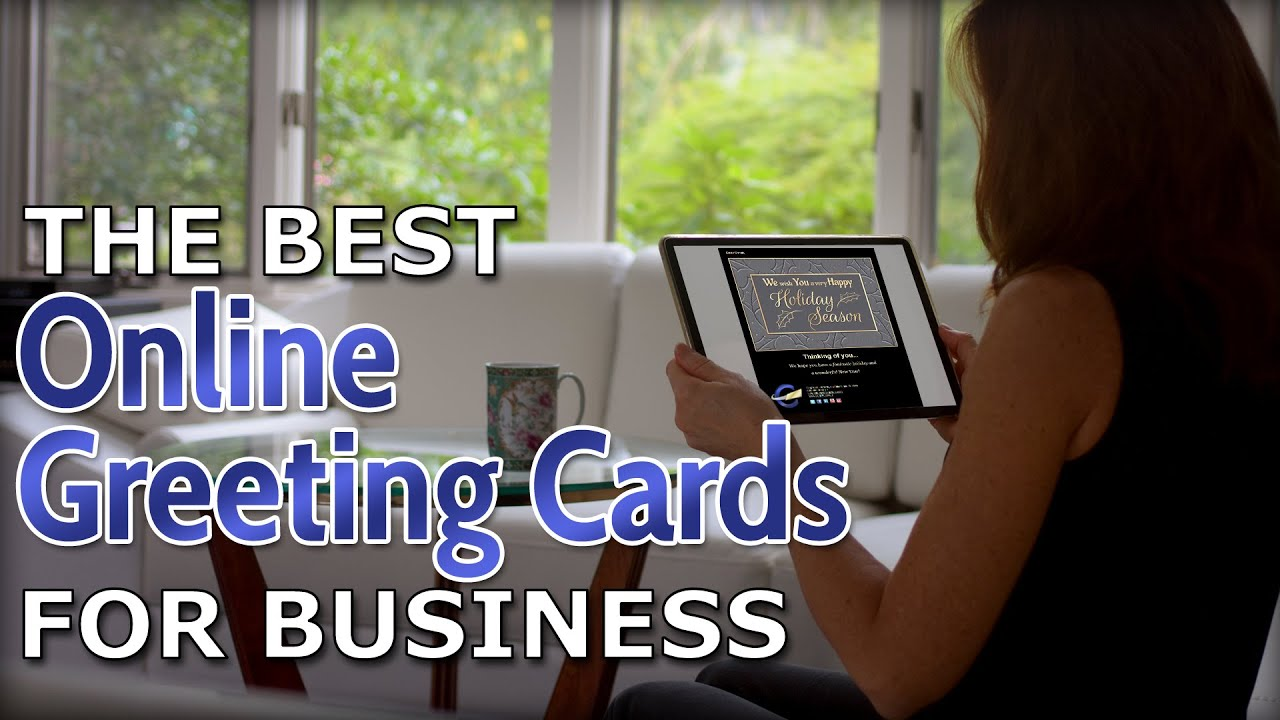Holiday Cards Online >> The Best Online Greeting Cards For Business