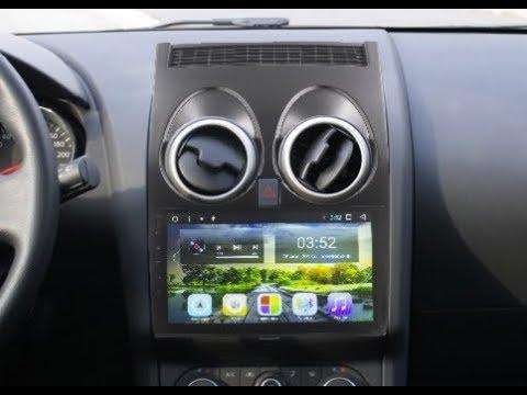 Штатная магнитола Nissan Qashqai (2007-2010), Dualis (2007-2014) Android ZOY-3019