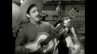 Allá En El Rancho Grande (película completa) Jorge Negrete