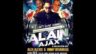 LE NOUVEL ALBUM ALAIN AJAX-VILLA SÉRALINE