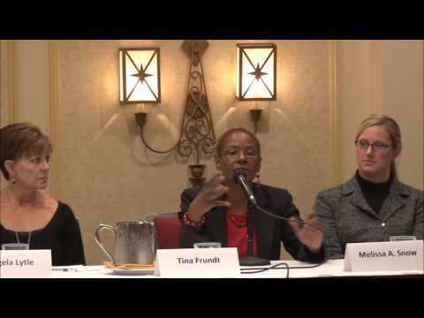 2013 National Colloquium - Panel 1 Discussion: Judicial Response Within the Juvenile Justice System