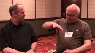 Ventriloquist Alan Semok Interview Part 3