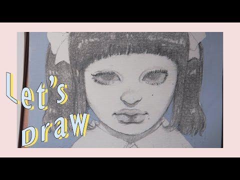 Speedpaint : 🎃DRAWLLOWEEN その2 🎃| Aikawa Eri