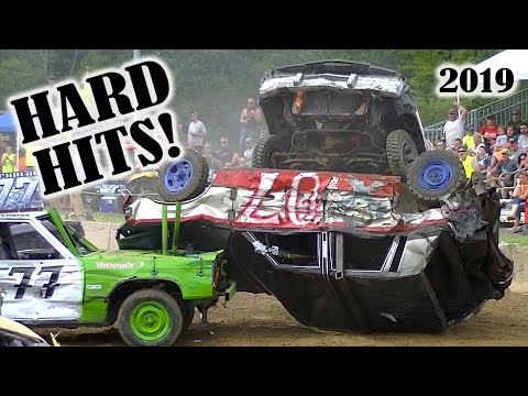 Demolition Derby HARD HITS 2019