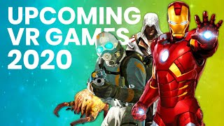20 GREAT Upcoming VR Games To Look Out For In 2020! (Part 1)